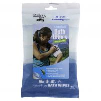 Adventure Medical Kits Fresh Bath Wipes-Travel Size