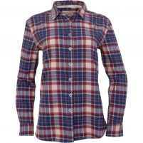 Purnell Plaid Flannel Long-Sleeve Shirt - Women's