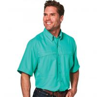 GameGuard Microfiber Short-Sleeve Shirt - Men's
