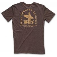 Howler Brothers Hill Country Sliders Select Pocket T-Shirt - Men's