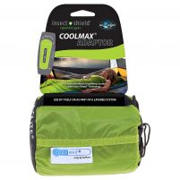 Sea to Summit Adaptor Coolmax Liner with Insect Shield