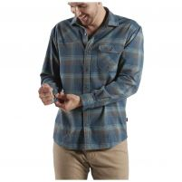 Howler Brothers Harker's Flannel Long Sleeve Shirt - Men's