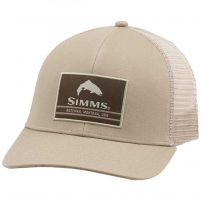 Simms Original Patch Trucker Hat