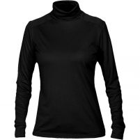 Hot Chillys  Peachskins Roll T-Neck Shirt - Women's