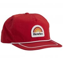 Howler Brothers Howler Rainbow Unstructured Snapback Cap