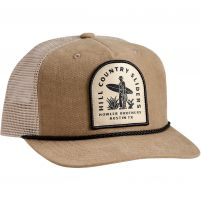 Howler Brothers Hill Country Sliders Snapback Cap - Taupe