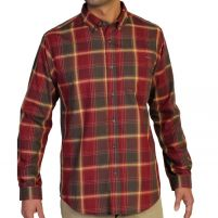 ExOfficio Arabica Plaid Long Sleeve Shirt - Men's