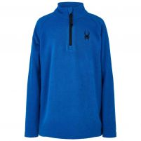 Spyder Speed Fleece Zip T-Neck Pullover - Boys