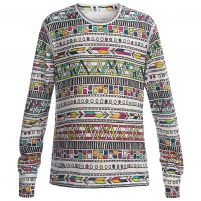 Hot Chillys Pepper Skins Printed Crewneck - Kids