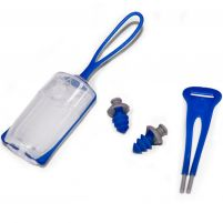 Aqua Sphere Ear Plugs with Case