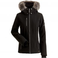 Nils Olivia Real Fur Jacket - Women's