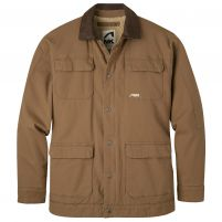 Mountain Khaki Ranch Shearling Jacket - Men's