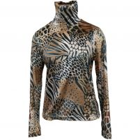 Skea Animal Class T-Neck - Women's