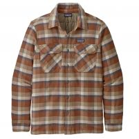 Patagonia Insulated Fjord Flannel Jacket (Past Season) - Men's