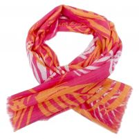 Echo Design Abstract Palms Scarf - Women's