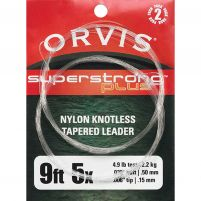 Orvis SuperStrong Plus Leader 2pk