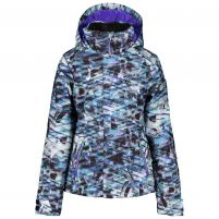Obermeyer Taja Print Jacket- Teen Girls