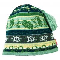 Turtle Fur Merino Wool Seasonal Shift Beanie - Women's