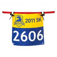 Nathan Race Number Belt (2013)