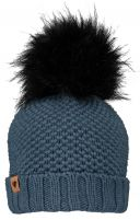 Obermeyer Riverside Faux Fur Pom Hat - Teen Girl's