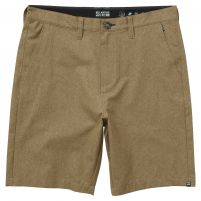 Billabong Surftek Perf Walkshort - Khaki Heather - Men's