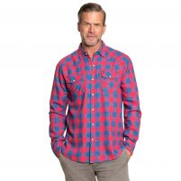 True Grit Mountain High Two Pocket Shirt - Men's