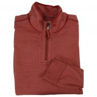 True Grit Lux Fleece Quarter-Zip Pullover - Men's