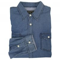 True Grit Signature Indigo Shirt - Men's