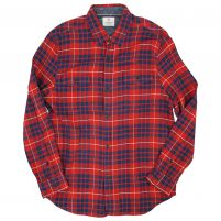 True Grit Big Sky Plaid Shirt - Men's