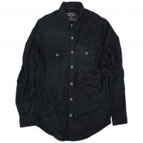 True Grit Sueded Dots Pocket Shirt - Men's