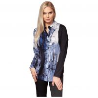 Sno Skins Long Sleeve Button-up Shirt - Women's