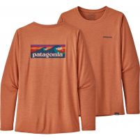 Patagonia Long-Sleeved Capilene Cool Daily Graphic Shirt - Women's