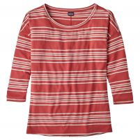 Patagonia Shallow Seas 3/4-Sleeved Tee - Women's