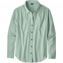 Patagonia Lightweight A/C Boyfriend Long-Sleeve Shirt- Women's