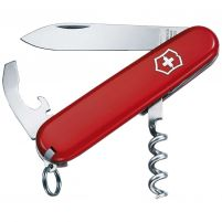 Victorinox Swiss Army Waiter Knife - Red