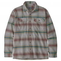 Patagonia Fjord Flannel Long Sleeve Shirt - Men's