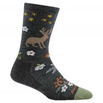 Darn Tough Vermont Folktale Light-Weight Crew Socks - Women's