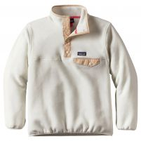 Patagonia Lightweight Synchilla Snap-T Fleece Pullover - Girl's