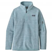 Patagonia Better Sweater Quarter-Zip Fleece - Girls'