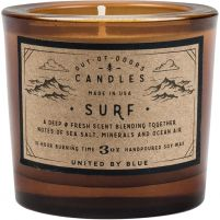 United by Blue Surf Out-Of-Doors Candle 3 oz