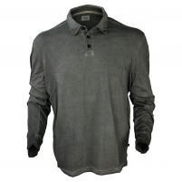 True Grit Weathered Long Sleeve Polo - Men's
