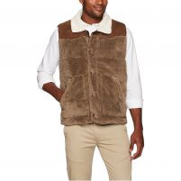 True Grit Pebble Pile Vest - Men's
