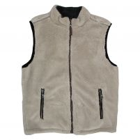 True Grit Pebble Pile Double Up Vest - Men's