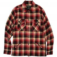 True Grit Fire Mountain Check Shirt Jacket - Men's