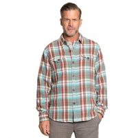 True Grit Big Sky Plaid Shirt Jacket - Men's