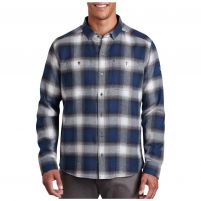 KUHL Law Flannel Long Sleeve Shirt - Men's