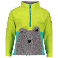 Obermeyer Easton Fleece Top - Kids Unisex B2