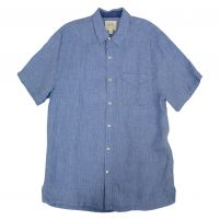 True Grit Luxe Linen Shirt - Men's