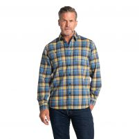 True Grit Redford Check Shirt - Men's