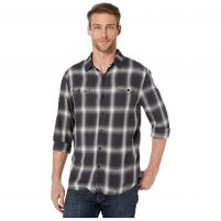 True Grit Bowery Check Long-Sleeve Shirt - Men's